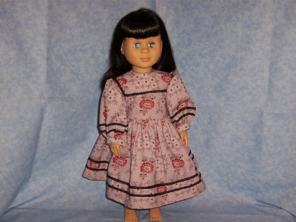 18″ Doll Gowns